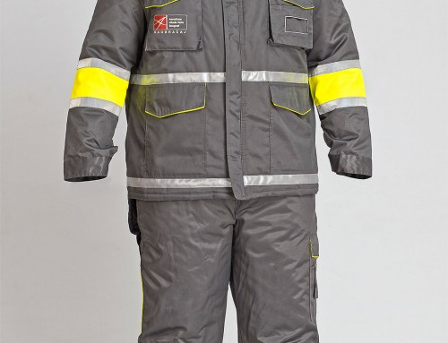 PROTECTIVE WORKWEAR FOR MEN –  OVERALLS/PROTECTIVE VEST