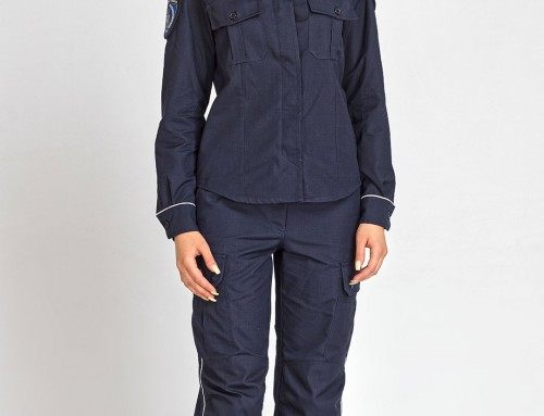 UNIFORM FOR MEN AND WOMEN – SHIRT AND TROUSERS