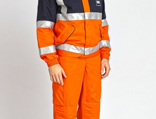 PROTECTIVE WORK SUIT FOR MEN AND WOMEN – WORK JACKET, TROUSERS, T-SHIRT/SWEATSHIRT