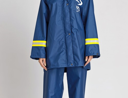PROTECTIVE RAINWEAR FOR MEN AND WOMEN – WORK JACKET AND TROUSERS